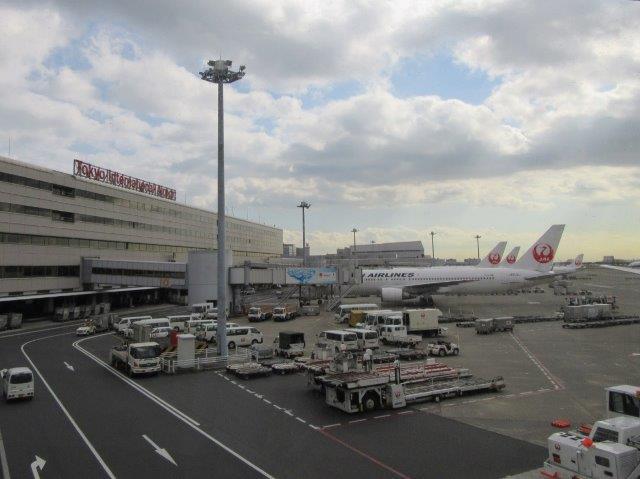 初めての九州旅行(飛行機)